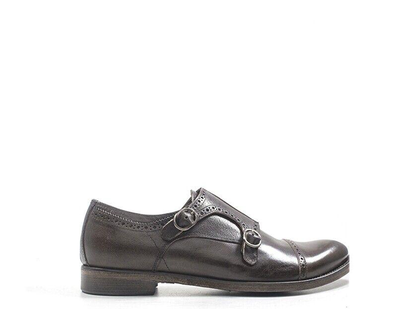 Schuhe HOLE B Mann braun braun braun Brogue,Naturleder BR005-CI  auf dich wartend
