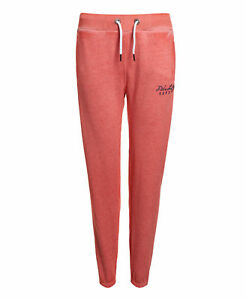 Secondo Factory Nuovo Relaxed League Joggers Tri Red Womens Superdry afxxEqtz