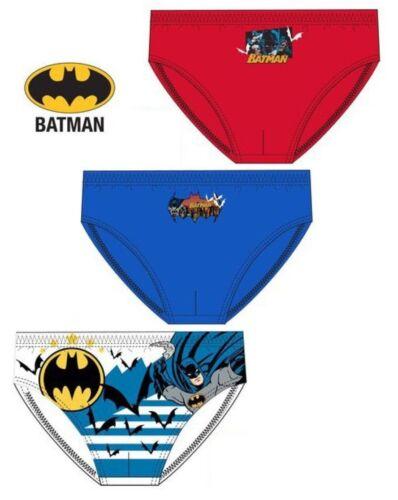 Boys Paw Patrol Spiderman Briefs Underpants Superman Batman Avengers Fireman Sam