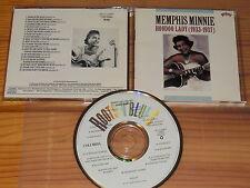 MEMPHIS MINNIE - HOODOO LADY (1933-1937) / BRAZIL-CD 1991