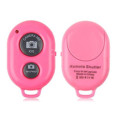 Wireless Bluetooth Phone Camera Remote Control Shutter For Selfie Stick Monopod