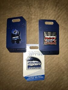 Disney-Parks-Disneyland-Star-Wars-Galaxy-039-s-Edge-Pin-Set-Of-3