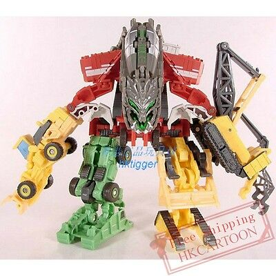 HASBRO TRANSFORMER 09 MOVIE 2 DEVASTATOR 7 IN 1 948137