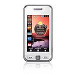 Samsung Star GT-S5230 - Snow white (U.S. Cellular) Cellular Phone