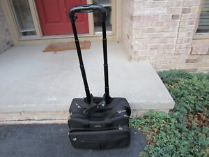 Details About Samsonite Computer Bag On Wheels Laptop Rolling With