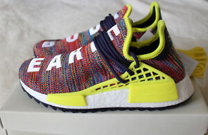 4f396a0af New Adidas Pharrell Williams Human Race HU NMD Trail Multi Ink ...