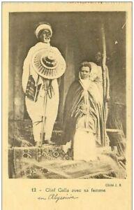 Djibouti-n-29973-CHEF-Galla-mit-Ihre-Weiblich