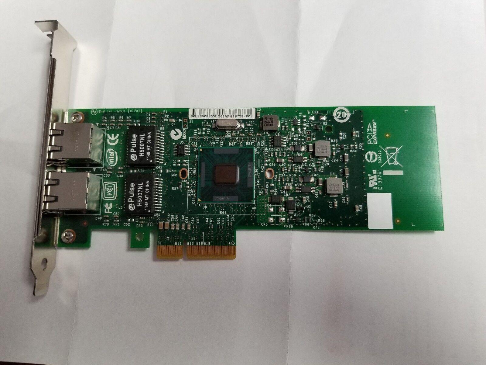 Canada Server Store I350T2 Gigabit Dual Port Low Profile