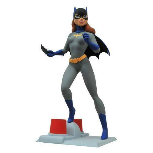 Batman The Animated Series Femme Fatales Batgirl Statue NEW