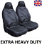 WATERPROOF MERCEDES-BENZ C CLASS HEAVY DUTY CAR SEAT COVERS PROTECTORS X2