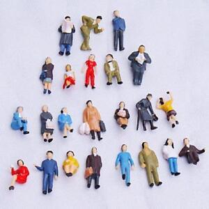 24pcs-Figure-Miniature-Simulation-Homme-Maquette-Peinte-echelle-HO-1-a-87