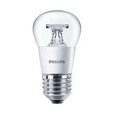 Philips CorePro LED LUSTER Tropfen Lampe 4W=25W Warm 2700K Kronleuchter E27 CL
