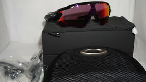 df4bbba266 Image is loading OAKLEY-New-Sunglasses-RADAR-PACE-Polished-Black-Prizm-