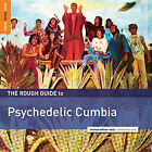 The Rough Guide to Psychedelic Cumbia Various Artists Vinyl 0605633633726