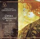 Opera Obsession! Act IV (CD, Sep-2007, Opera D'Oro)