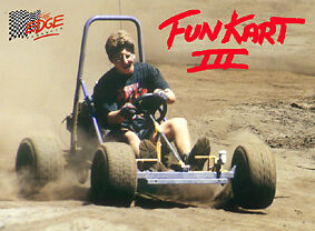 Fun Kart III, offroad, mini dune buggy, sandrail, go kart plans on CD disc  | eBay