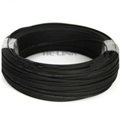 20M LC-LC Outdoor Armored Singlemode 4 Strands Fiber Optic Cable Patch Cord