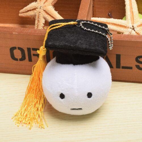 1pcs Korosensei Cute Face Toy Pendant Keychain Anime Assassination Classroom
