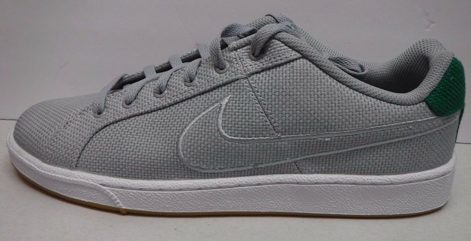 Nike Size 10.5 New Gray Court Sneakers New 10.5 Mens Shoes 006ae6