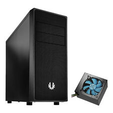 BITFENIX NEOS BLACK/BLACK ATX MATX MINI ITX GAMING PC COMPUTER CASE & 850W PSU