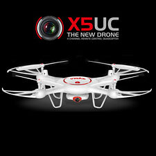 SYMA X5UC HD Camera Altitude Hold Mode 2.4G 4CH 6-Axis Gyro RC Quadcopter RTF