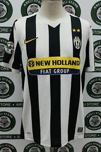 maglia-calcio-CANNAVARO-JUVENTUS-TG-L-2009-2010-shirt-maillot-trikot-camiseta