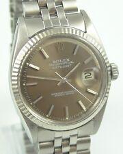 Rolex Oyster Perpetual date Just da 1966-ref: 1601-TOP VINTAGE WATCH