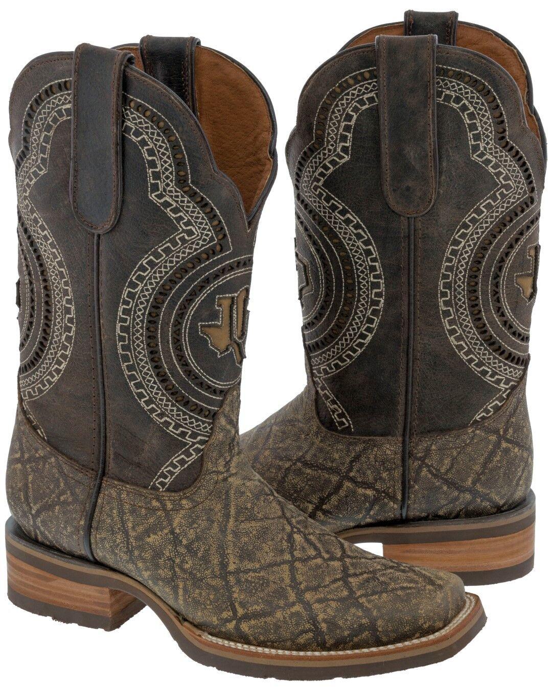 32fb0d62fd5 Men Steve Madden Madden Madden Shoes Loren Boots Brown Size 10 10909f ...