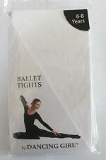 Balletto Collant Bianco Taglia 3-5 anni 116cm