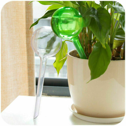 US Automatic Self Watering Device Waterer Houseplant Plant Pot Garden Bulb Tools