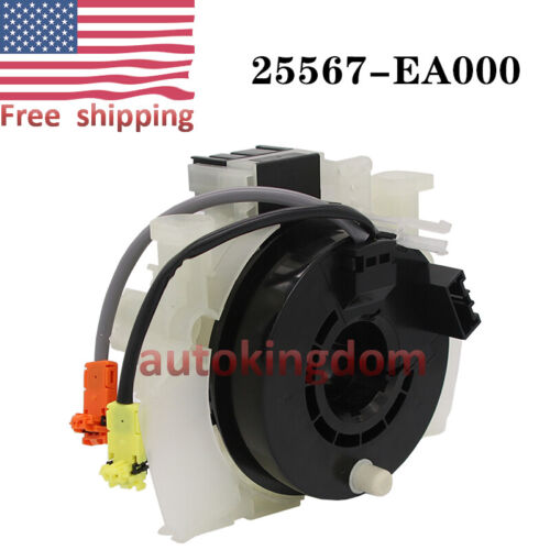 25567-EA000 Clock Spring AirBag Spiral Cable Fits Nissan Frontier Pathfinder US