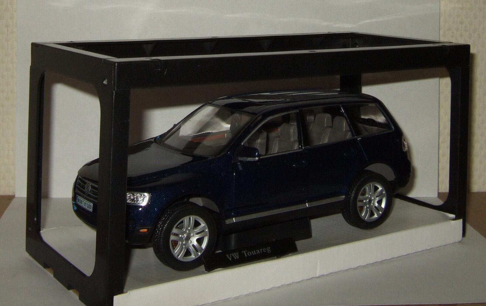 promozioni di squadra 1 24 autoarama Hongwell VW VOLKSWAGEN VOLKSWAGEN VOLKSWAGEN TOUAREG 2004 4x4 4wd  consegna veloce e spedizione gratuita per tutti gli ordini