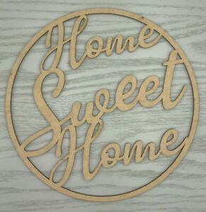 Wooden-sign-hoop-ring-Home-Sweet-Home