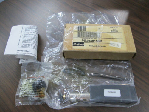 Details about  /New Parker PS2930155P Regulator and Block Assembly