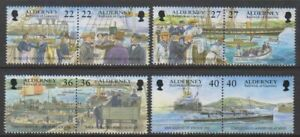 Alderney-2001-Garrison-Island-Royal-Marine-5th-Series-Ensemble-MNH-Sg-A176