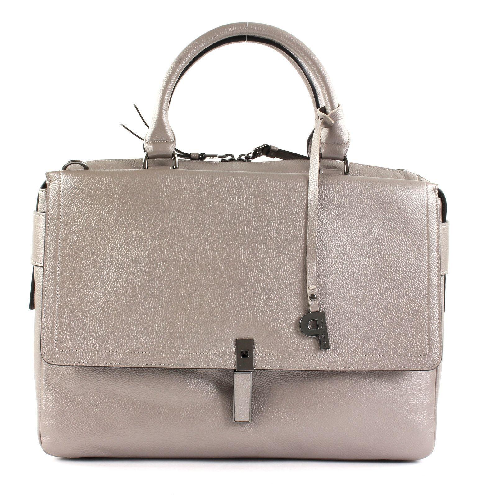 PICARD Lola Handbag Handtasche Bürotasche Schultertasche Tasche Altsilber Silber | Angenehmes Aussehen  | Ausgezeichnete Leistung  | Ausgezeichneter Wert