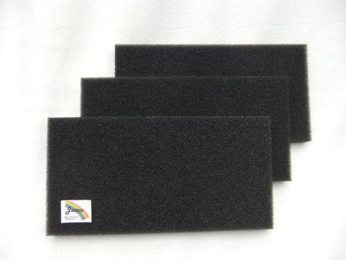 3 X Filter Schwammfilter  Wärmepumpentrockner 429410 Gorenje D9866E SP-13