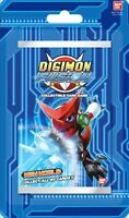 Digimon Fusion Ccg World Booster Pack