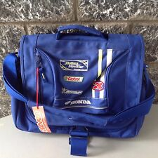 Vintage#Official Borsa Bag Seven Moto Gp Vale Rossi Honda Castrol Michelin