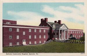 Postcard-Ephrata-Community-Hospital-Ephrata-PA
