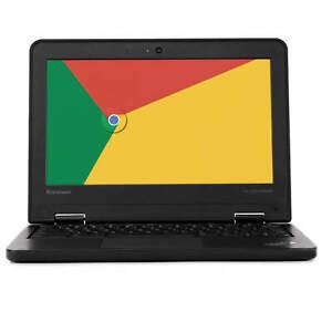 Lenovo-ThinkPad-11e-Chromebook-Laptop-Computer-11-6-034-4GB-RAM-16GB-SSD-WiFi-HDMI
