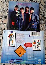 INDUSTRY Stranger To Stranger RARE 1983 CD State Of The Nation Romantic Dreams