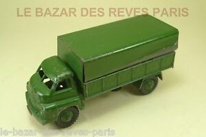 DINKY-TOYS-GB-3-TON-ARMY-CARRO-REF-621