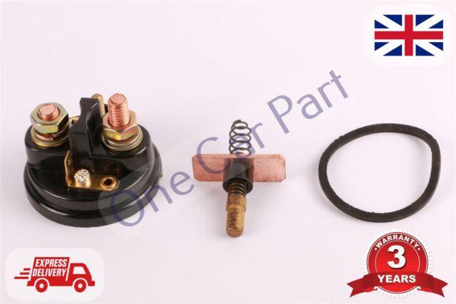 12v starter motor solenoid repair kit fits bosch ford sierra fiat rh ebay co uk ford f150 starter solenoid replacement Replace Starter Solenoid