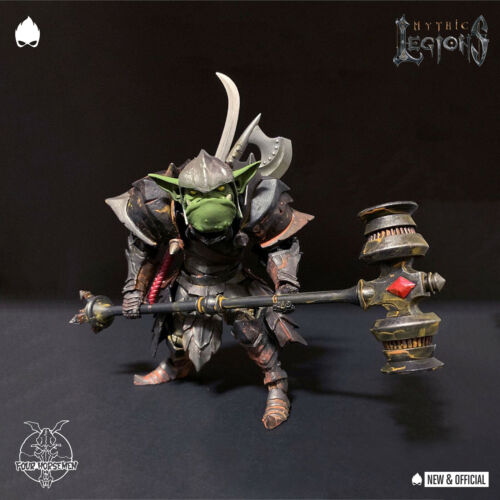 * Neuf /& Officiel * Mythic légions-thumpp Wasteland Actionfigur en stock