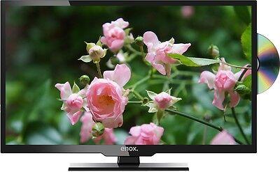"Enox LL-0122ST2 mit 22"" LED TV Triple Tuner, 12/24V,DVD Player,DVB-S2, Bluetooth"