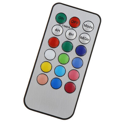 18-key Timing Remote Control 4H 8H for Flameless Candle Electronic Candle