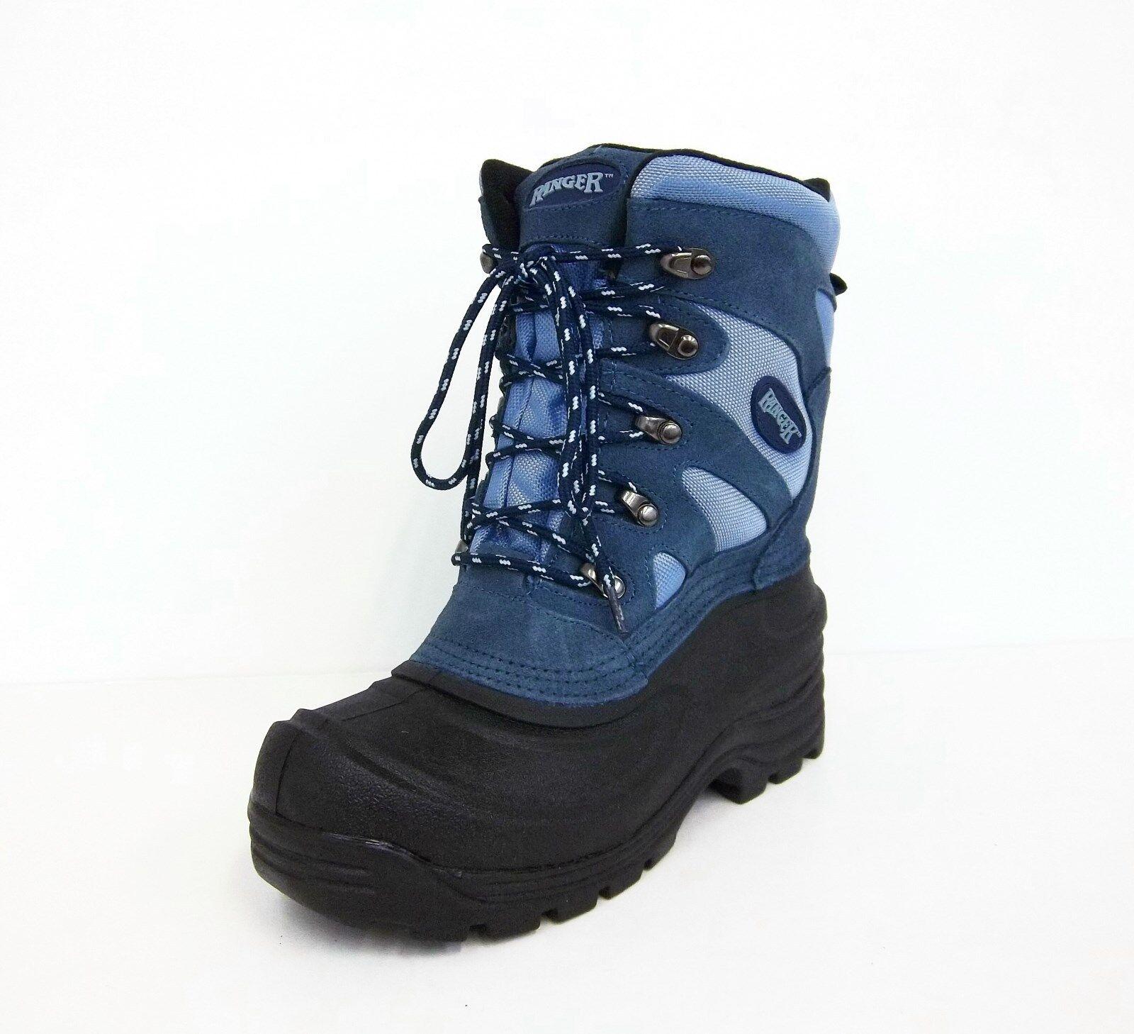 Ranger Womens A698 Lark Winter Boot, bluee