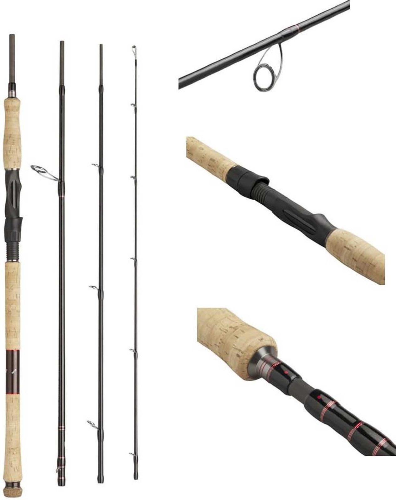 BN Superb Modern Berkley 904H 9ft 19 49g Pulse Travel XCD Spinning Fishing Rod