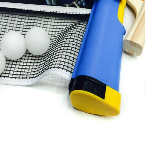 Retractable Table Tennis Net Ping Pong Racks Adult Children Indoor Game Portable